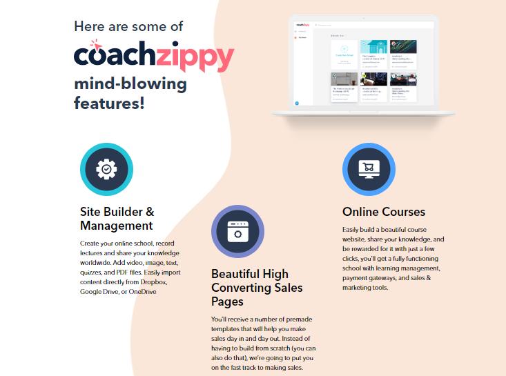 CoachZippy Software & OTO by Madhav Dutta