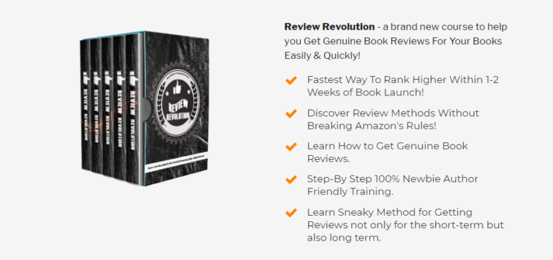 Review Revolution Training & OTO by Rishy