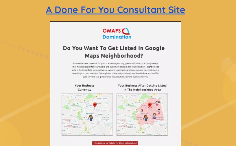 GMAPS Case Study Secrets & OTO Upsell by Mo Taqi