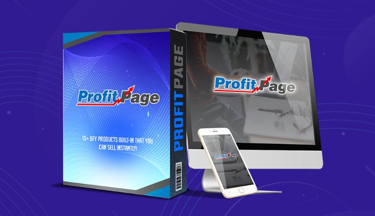 ProfitPage Plugin & OTO by Mike Mckay