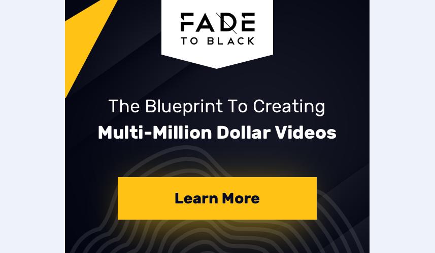 Fade To Black System & OTO by Viddyoze Joey Xoto