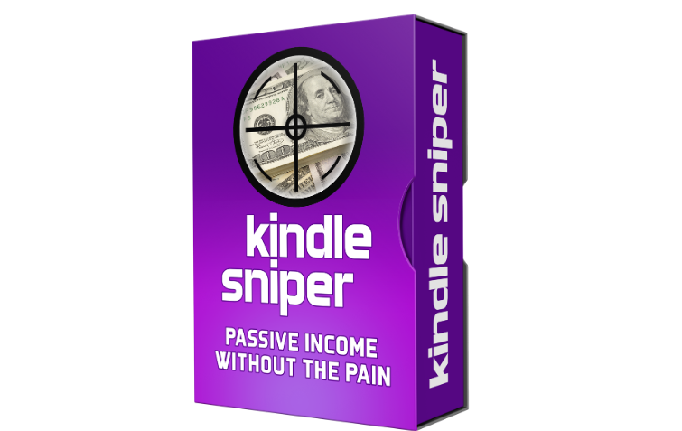 Kindle Sniper Training & OTO by Jonathan Green