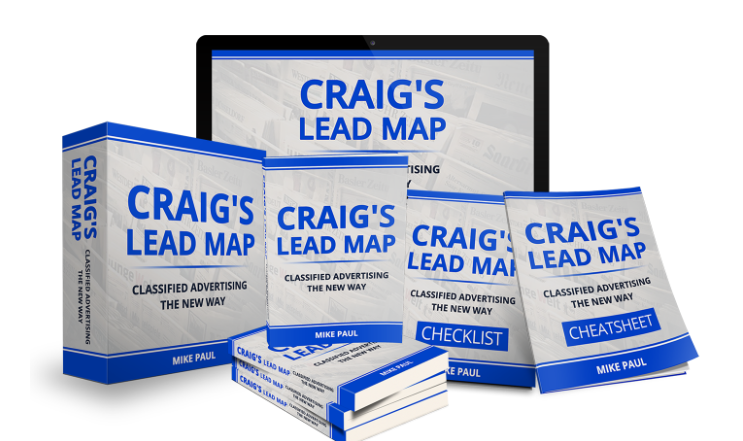Craigs Lead Map 2020 & OTO by Mike Paul