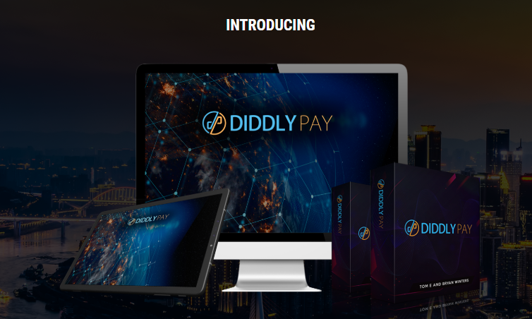 DiddlyPay PRO Software & OTO by Bryan Winters