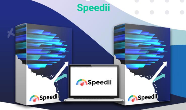 Speedii Plugin & OTO by Seun Ogundele