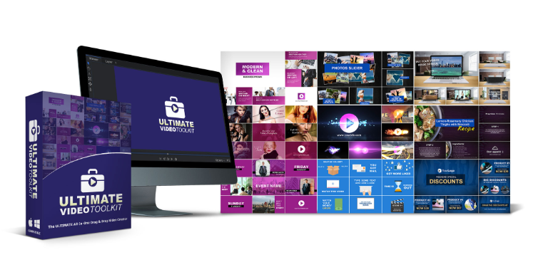 Ultimate Video Toolkit Bundle & OTO by Max Rilsky