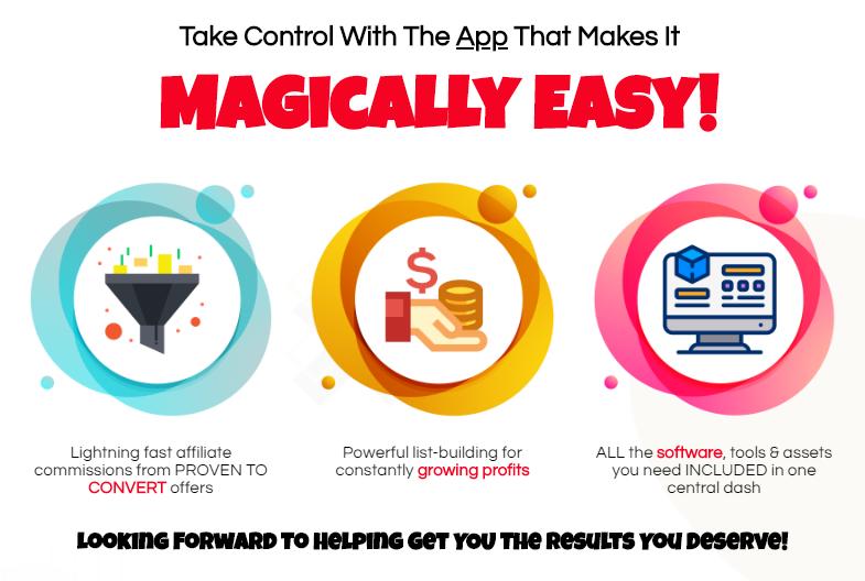 MagickFunnels Software & OTO by Glynn Kosky