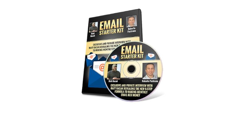 Email Starter Kit System & OTO by Roberto Pastrana
