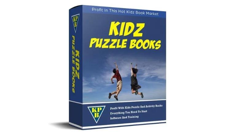 Kidz Puzzle Books Software & OTO by Ken Bluttman
