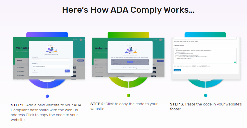 ADAComply 2 Software & OTO by Mario Brown