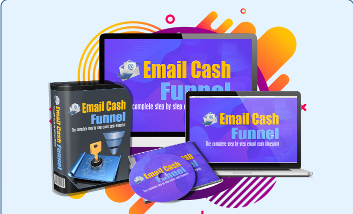 Email Cash Funnel System & OTO by Colin Mcintyre