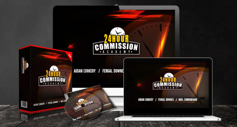24 Hour Commission Academy & OTO by Aidan Cokery