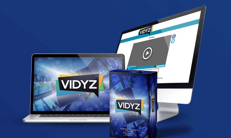 Vidyz 2 Software & OTO by Mike From Maine