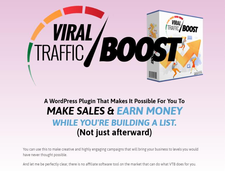 Viral Traffic Boost PRO & OTO by Omar Martin
