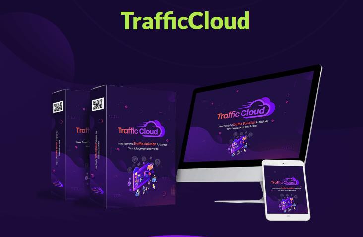 TrafficCloud Software & OTO by Eric Holmlund