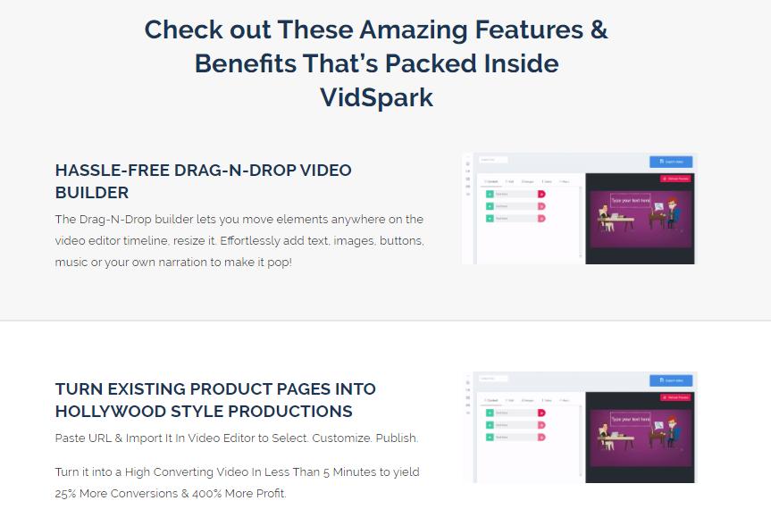 VidSpark Software & OTO by OJ James
