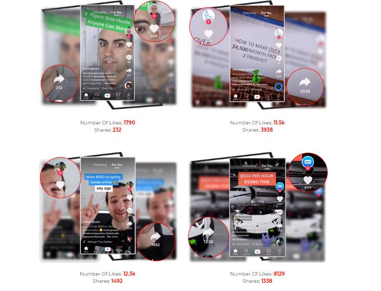 TikVideoCyborg Software & OTO by Andrew Darius