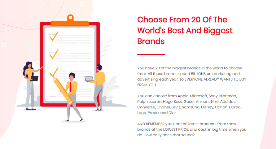 Brand Marketer Software & OTO by Dan Green