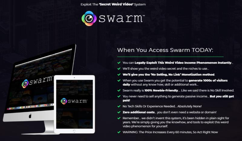 Swarm Software & OTO by Venkata Ramana