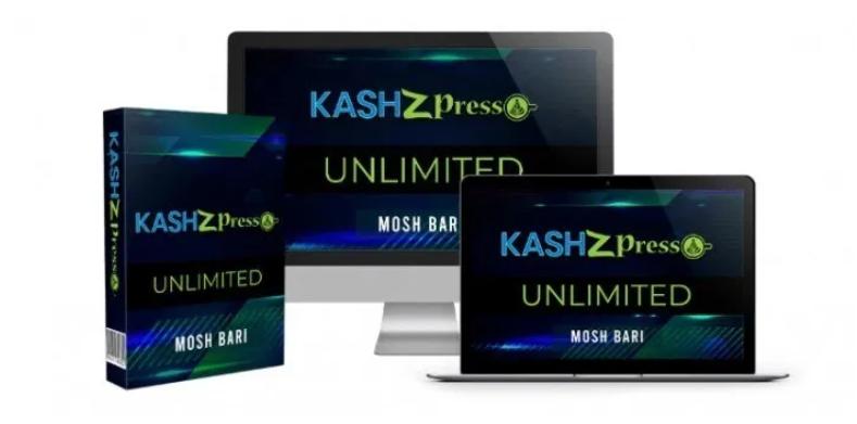 KashZPresso PRO Unlimited OTO by Mosh Bari