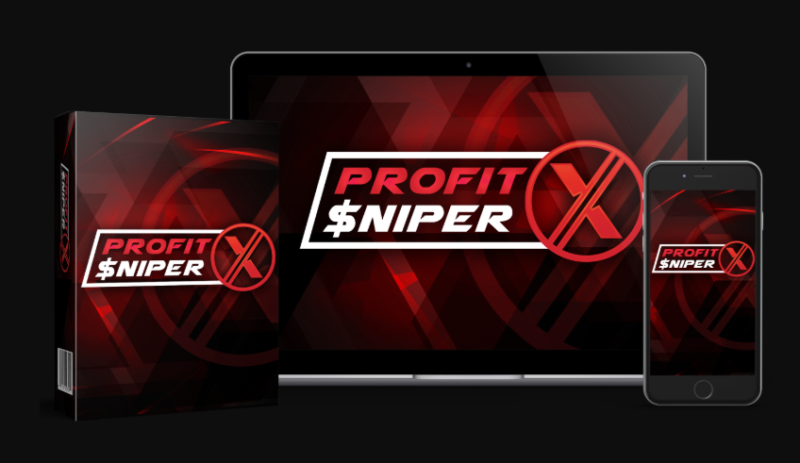 Profit Sniper X App & OTO by Glynn Kosky