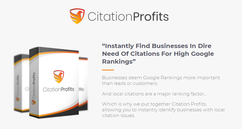 Citation Profits App System & OTO by Mo Taqi
