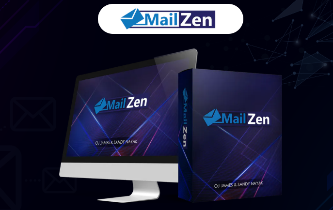 MailZen PRO Software & OTO by OJ James