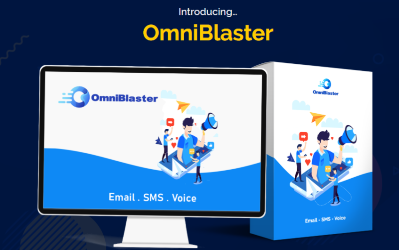 OmniBalster App Software & OTO by Victory Akpos