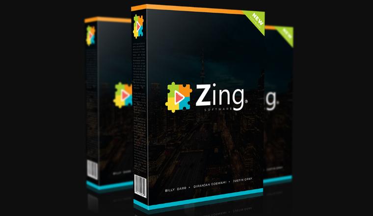 Zing App Software & OTO by Billy Darr