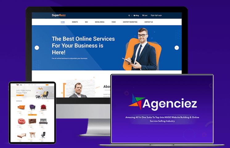 Agenciez Pro Software & OTO by Dr Amit Pareek