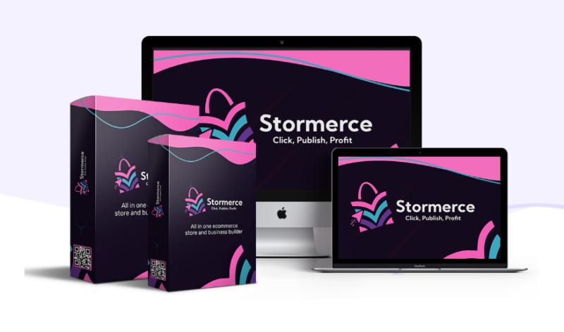 Stormerce PRO Software & OTO by Ifiok Nkem