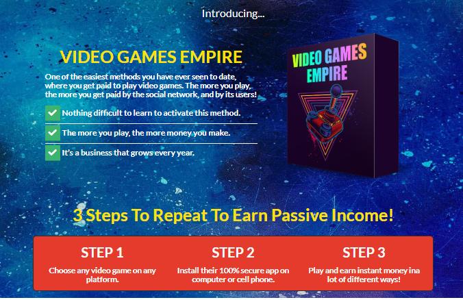 Video Games Empire System & OTO by Alessandro Zamboni