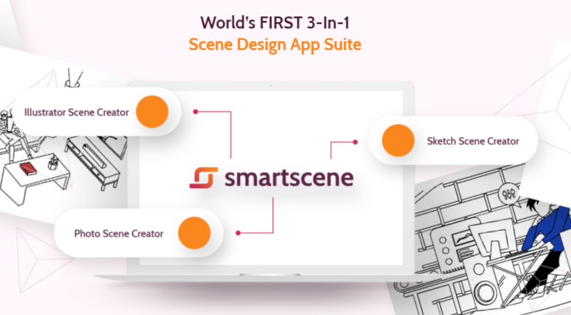 SmartScene PRO Software & OTO by Todd Gross