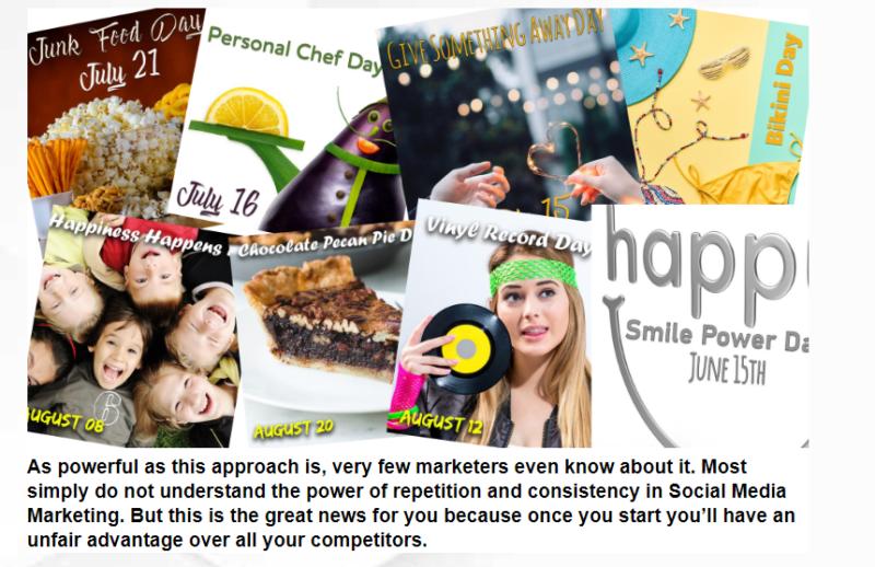 Social Entrepreneur 365 Daily Celebrations