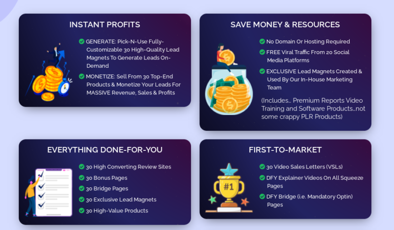 DFY Review Funnel OTOs