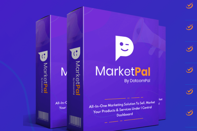 MarketPal Commercial App & OTO by Amit Pareek