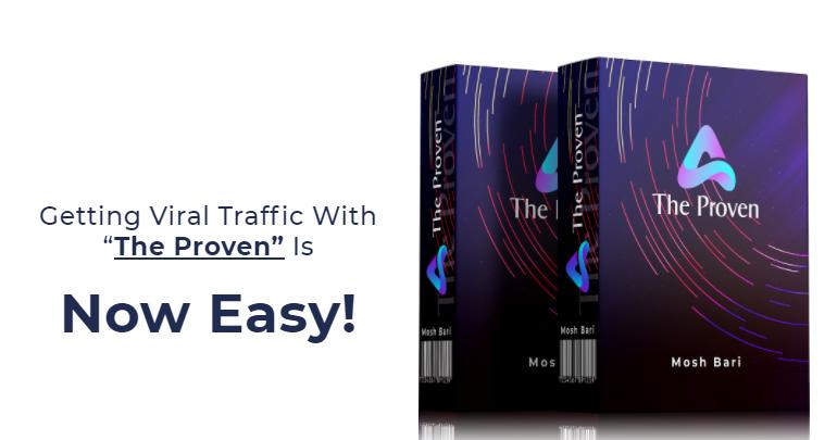 The Proven App Software & OTO by Mosh Bari