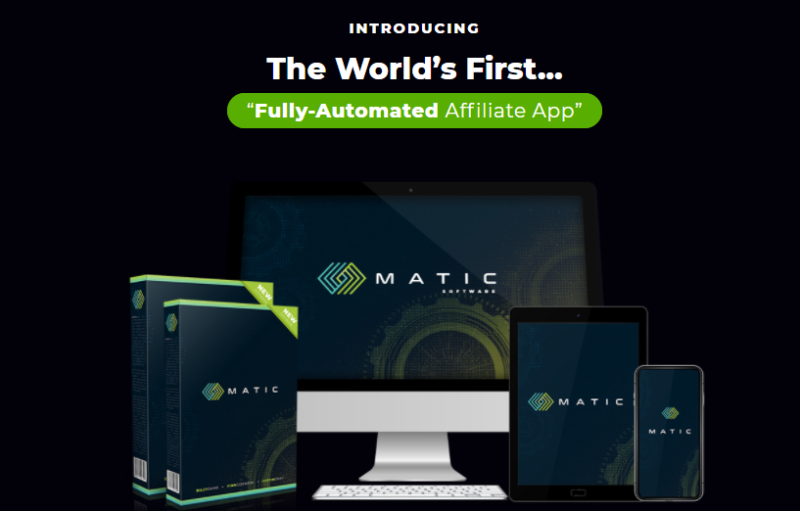 Matic PRO Software & OTO by Billy Darr