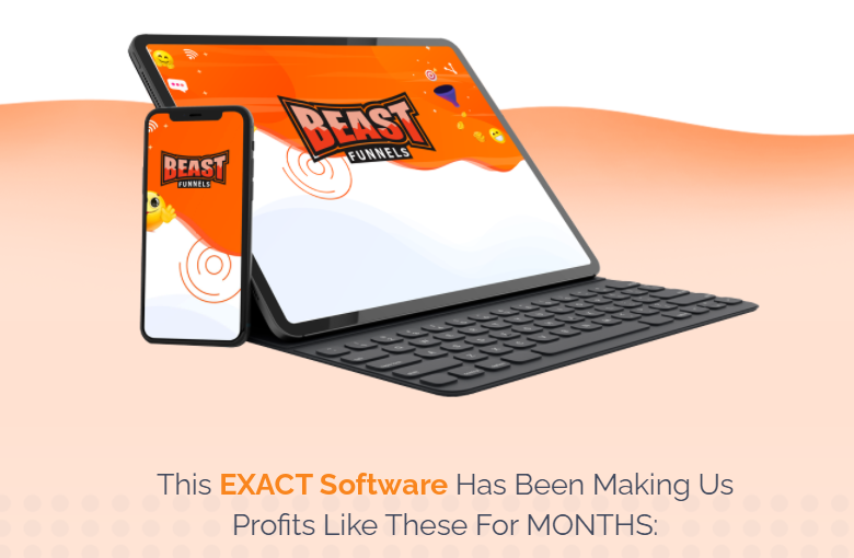 Beast Funnels Software & OTO Review by Brendan Mace - Best Software System helps you get free traffic and targeted leads so you can make 3x profits with super low-cost, targeted ads once you are in profit