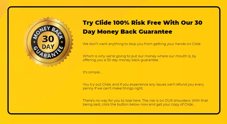 Clide PRO Software & OTO by Amit Gaikwad