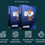 Content Gorilla 2.0 Software & OTO Review by Neil Napier - All-in-one Content Creation Suite to convert any YouTube video into high quality formatted blog post plus Auto-Syndicate