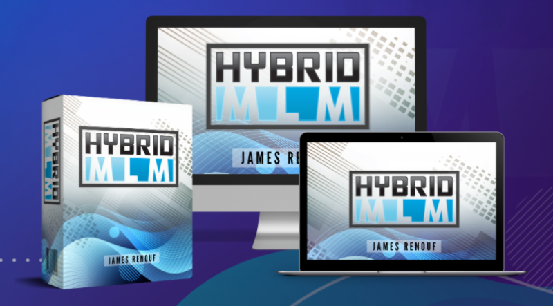 Hybrid MLM System & OTO by James Renouf