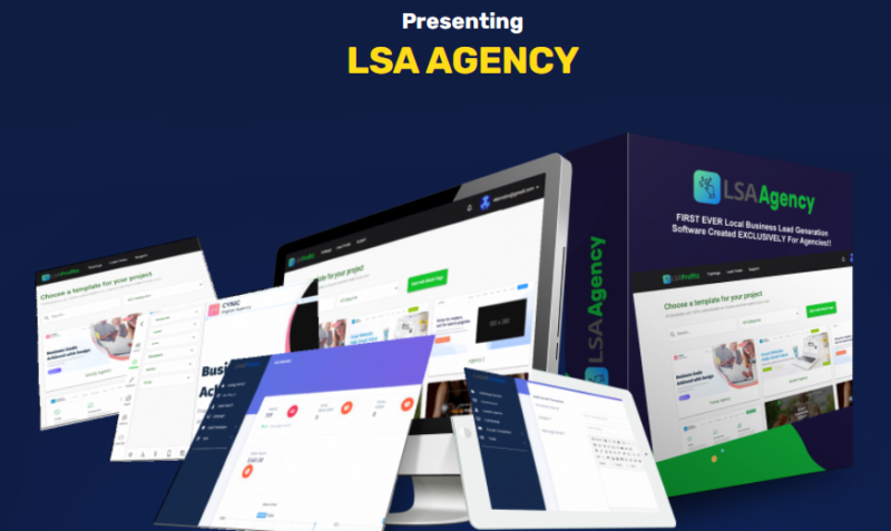 LSA Agency Software & OTO Review by Victory Akpos - Find Laser Targeted, High-Ticket Recurring Clients You Can Sell PHONE CALL LEADS To In Just 60 Seconds.
