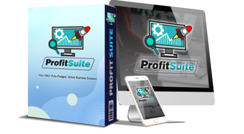 ProfitSuite PRO Software & OTO Review by Mike Mckay - Unlimited Hosting, Cloud Storage, Autoresponder, Graphics Design, Funnel Builder And Even Livestream Webinars For A Record Low, One-Time Fee