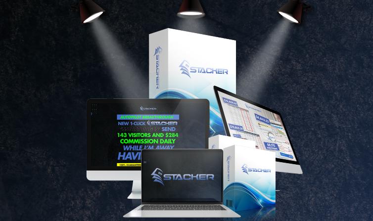 STACKER App Software & OTO by Bryan Winters