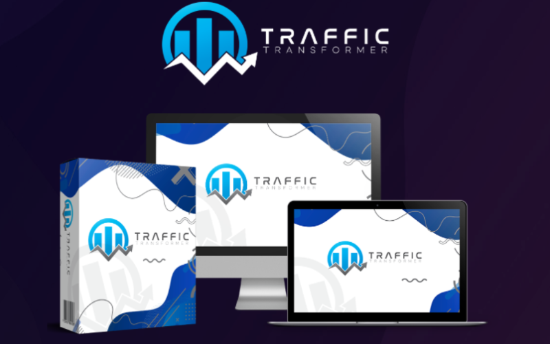 Traffic Transformer App & OTO by Chris X