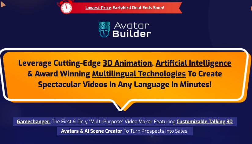 AvatarBuilder App Software