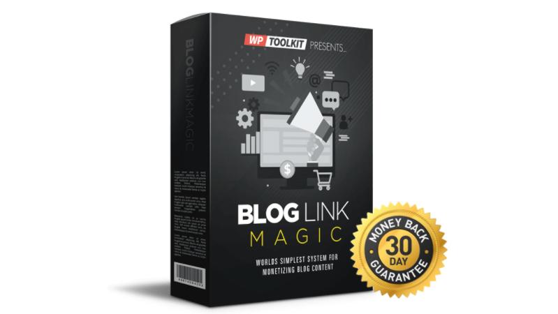 Blog Link Magic Review + OTO