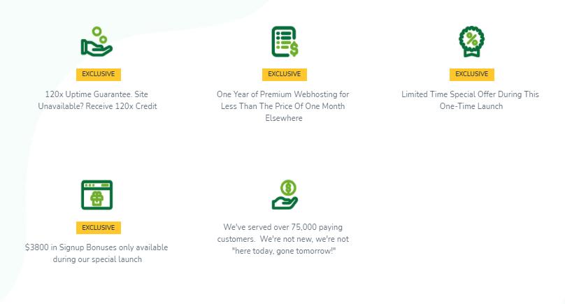 Dollar Hosting Premium Review + OTO