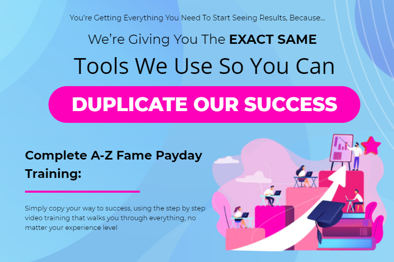 Fame Payday System Review + OTO